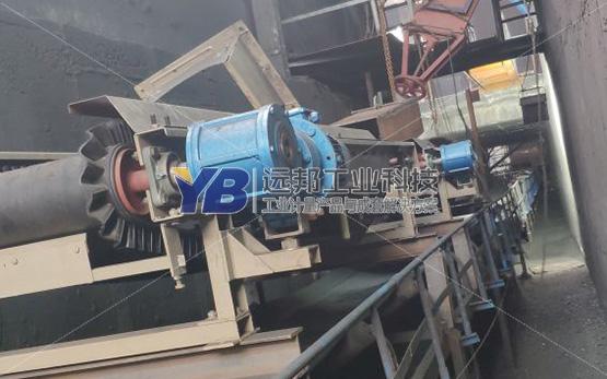 贵州贵阳大型化肥企业皮带定量给料机项目